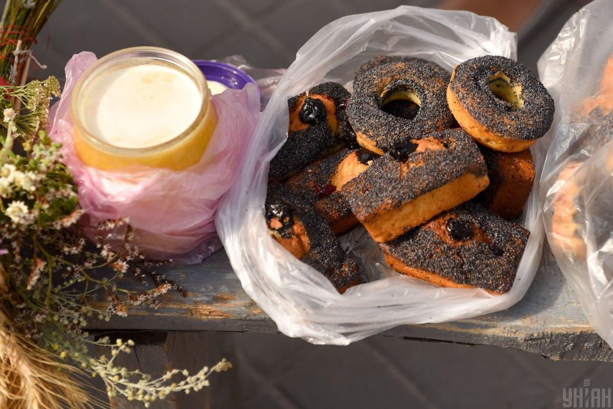 На Медовый Спас принято печь пироги / УНИАН