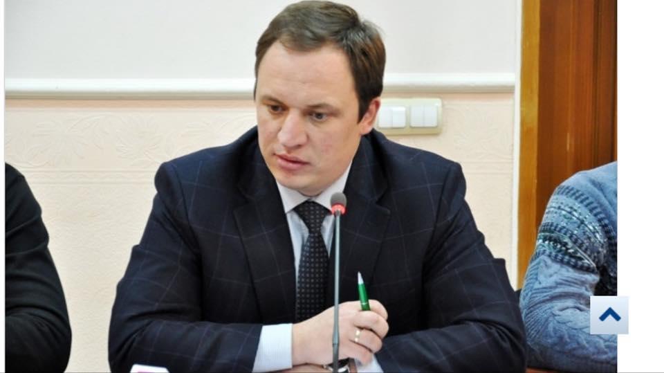 Курінський виклав у листі власне бачення проблем лісової галузі/ фото: Kurinskyi Andriy/Facebook