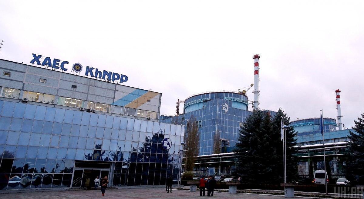 Хмельницкая АЭС / фото УНИАН