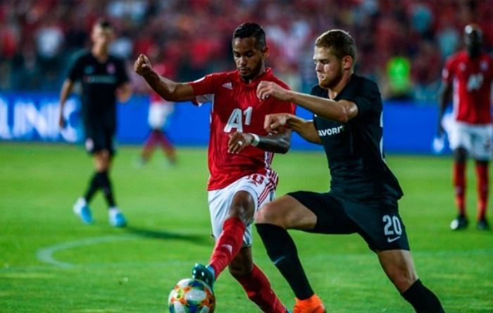 Перший матч команди завершили внічию / фото: uefa.com
