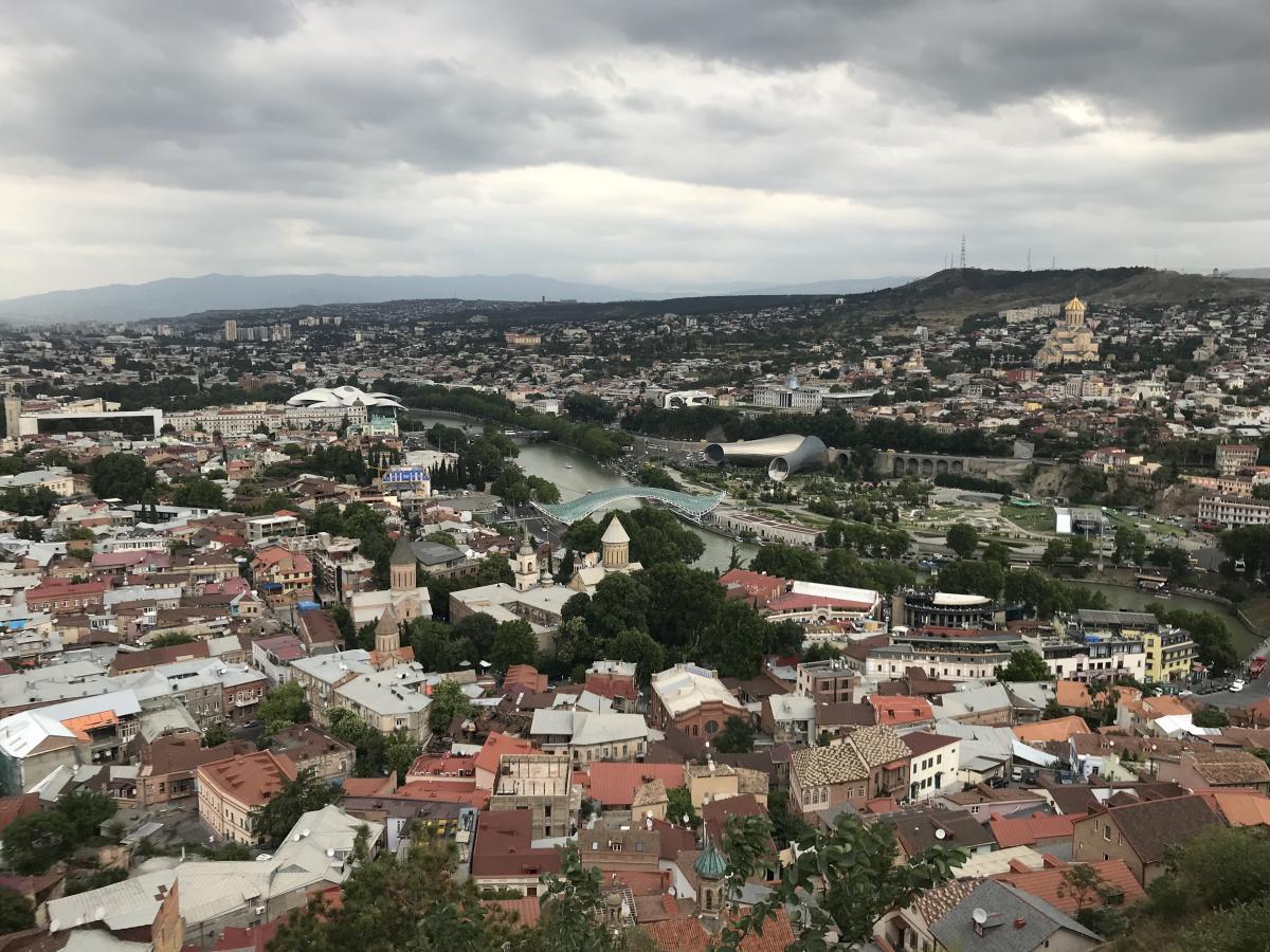 Особенности сибаритства в Тбилиси и окрестностях