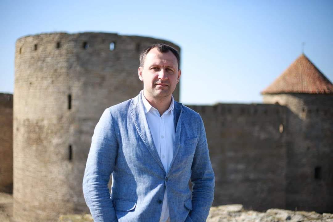 """Руководитель КП """"Фотреця"""" Александр Морозов рассказал, что происходит с древней Аккерманской крепостью/фото КП """"Фортеця"""""""