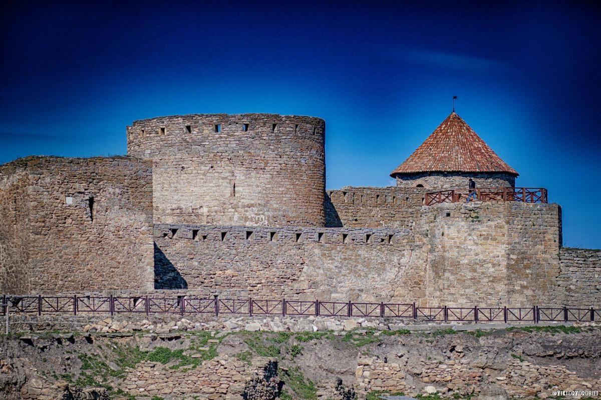 Ежегодно Аккерманскую крепость посещают 150 тысяч человек / ГП «Фортеця», viktorvorobiei