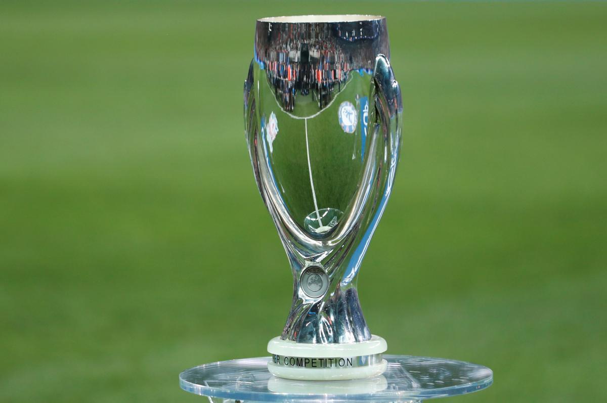 Суперкубок УЕФА / REUTERS