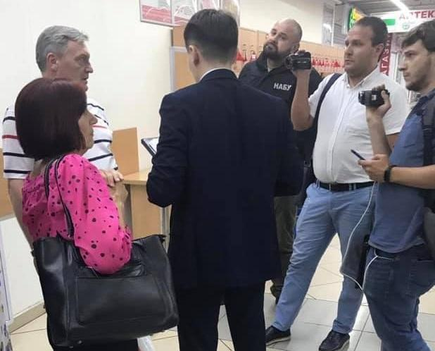 Юрия Грымчака задержали в среду, 14 августа / фото facebook.com/LlutsenkoYuri