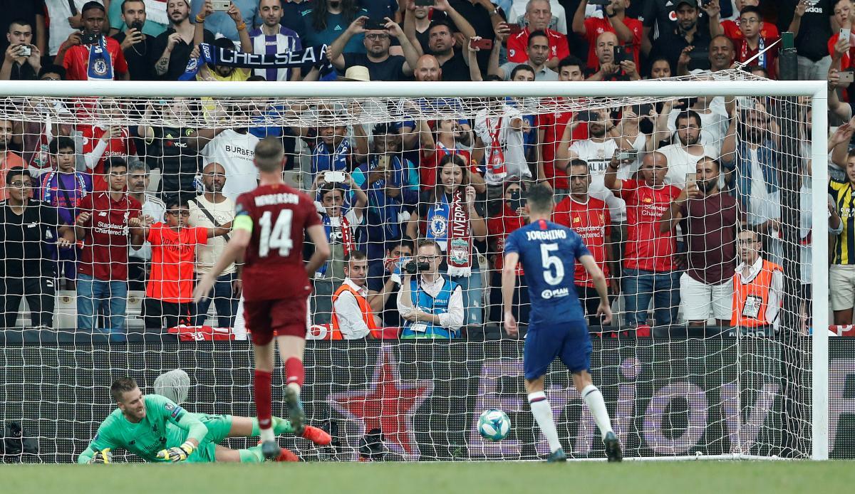Ливерпуль - Челси / REUTERS