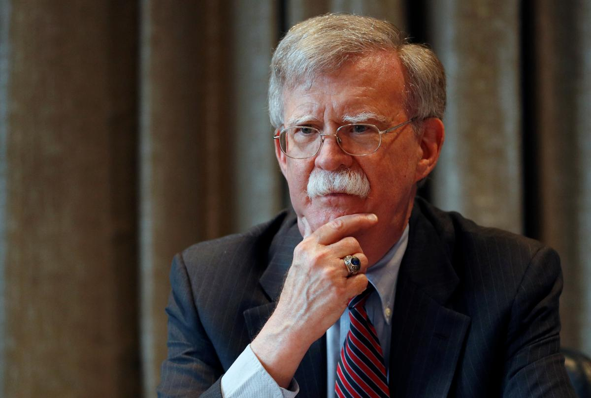 Болтон зазначив, що вважає, що без США альянс існувати не зможе / фото REUTERS
