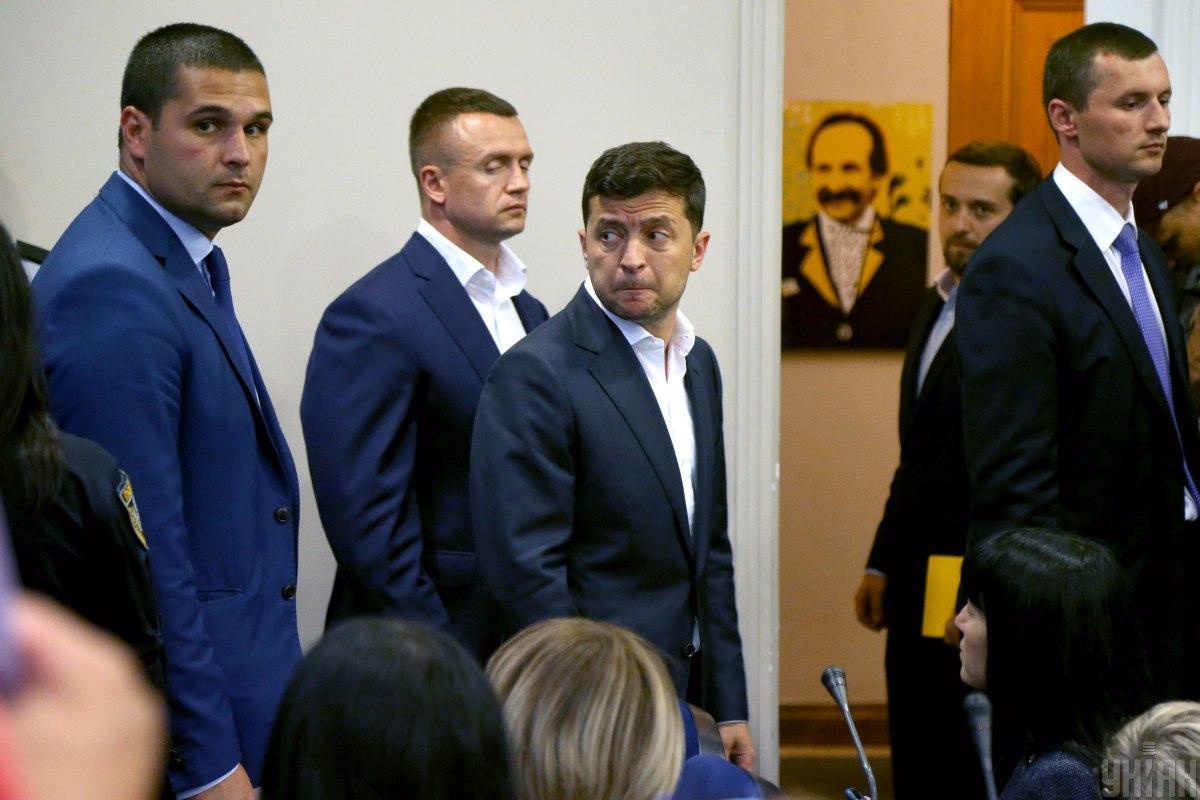 Визит Зеленского в США уже почти согласовано / фото УНИАН