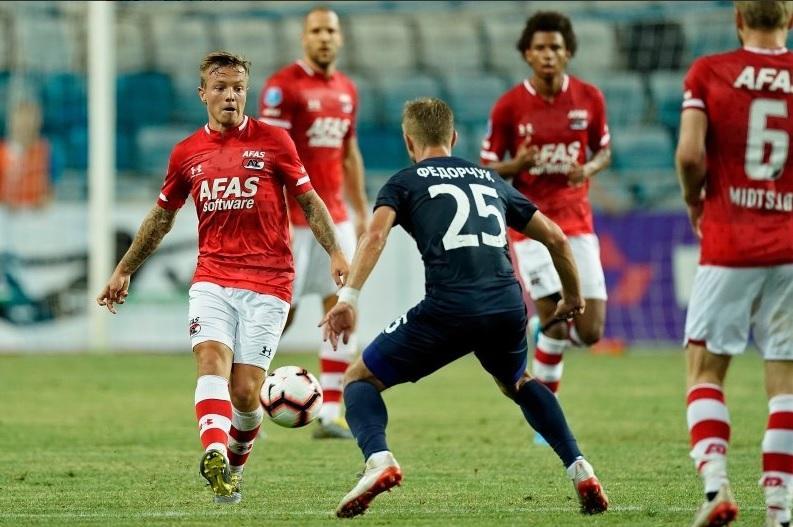 В первом матче команды голов не забили / фото: twitter.com/azalkmaar