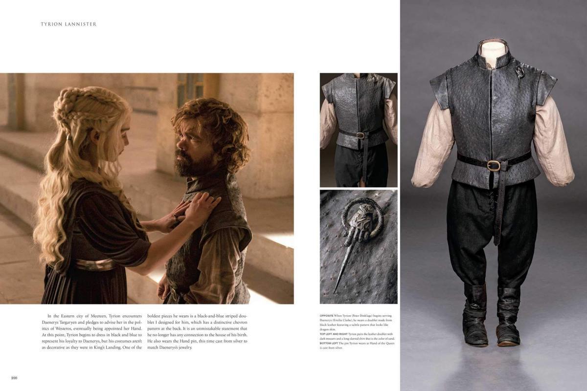 Ілюстрація до книги про костюмах
