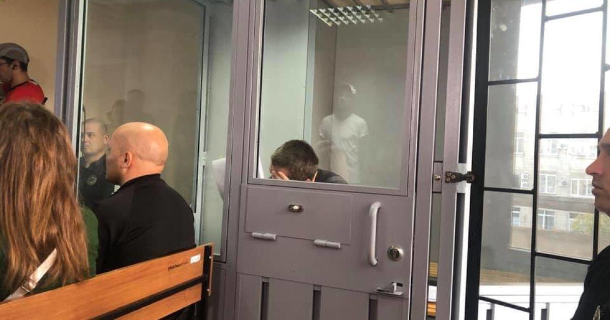 Подозреваемыйв убийстве Хриненко задержан / фото ТСН