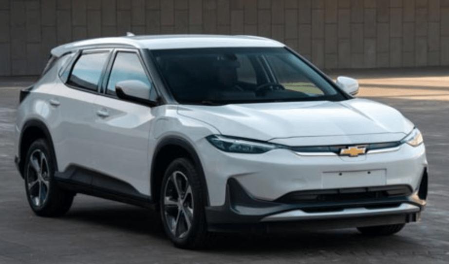 Запас хода Chevrolet Menlo EV публично озвучен не был / фото electrek.co