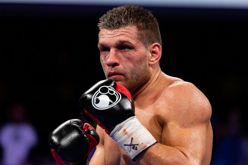 Сергей Деревянченко уже дважды боксировал против чемпионов / фото BoxingScene