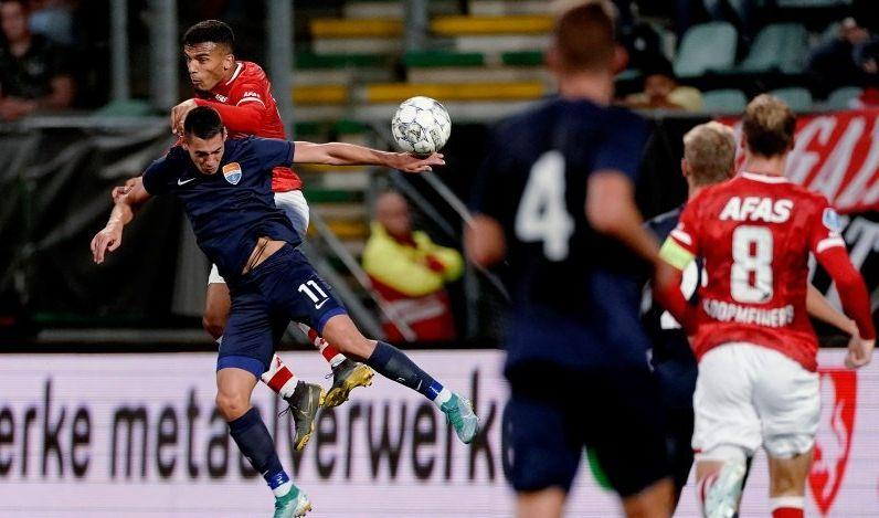 Мариуполь пропустил четыре гола / фото: twitter.com/azalkmaar