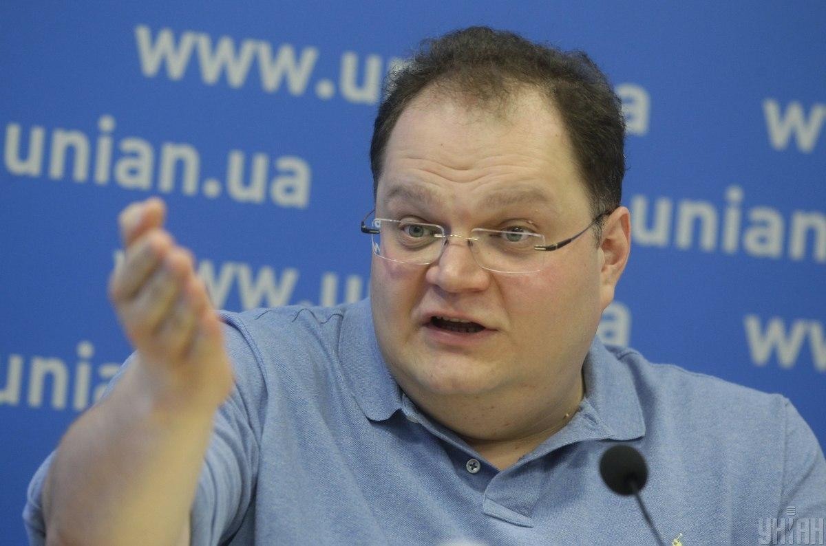 Volodymyr Borodyansky / Photo from UNIAN