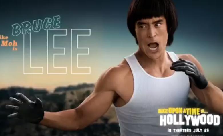 """У новому фільмі Тарантіно """"засвітився"""" сам Брюс Лі / Instagram, onceinhollywood"""