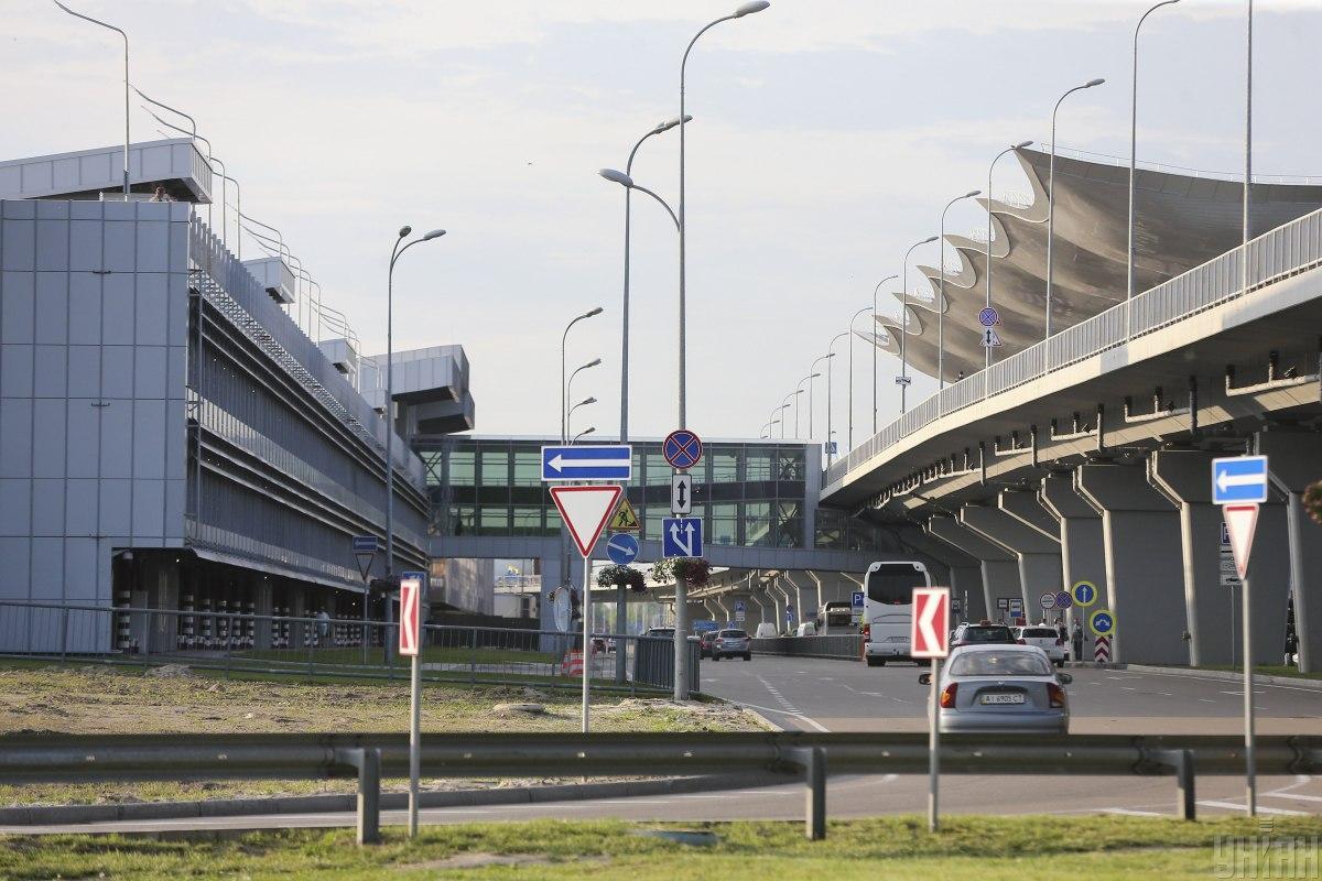 Из аэропорта «Борисполь» во время экстрадиции в израиль сбежал наркоторговец / фото УНИАН