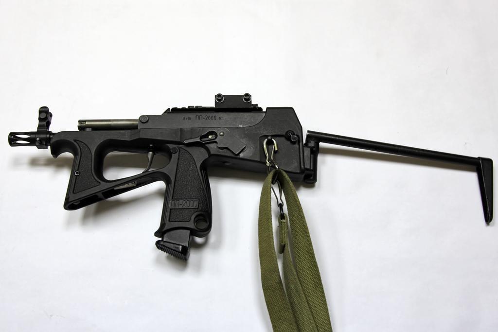 Минобороны РФ думает над вооружением своих летчиков пистолетом-пулеметом ПП-2000/ Wikipedia.org