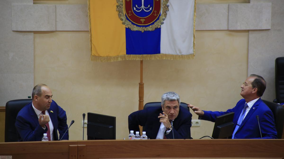 Урбанський зняв з порядку денного сесії питання про свою відставку / фото УСІ