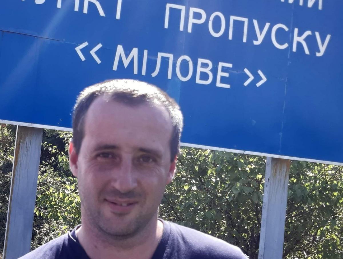 Володмира Присича звільнили 15 серпня / фото crimeahrg.org