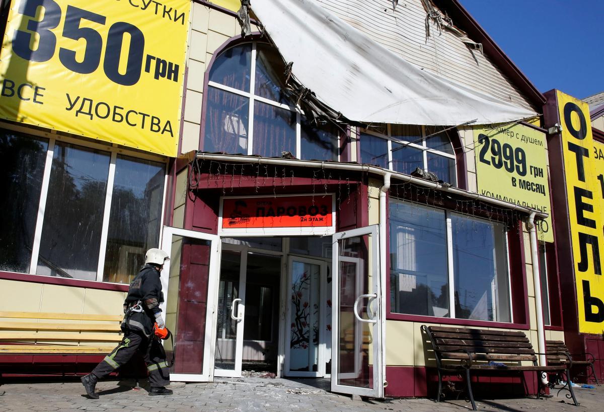 """В Одесі опізнали частину загиблих при пожежі в """"Токіо Стар"""" / REUTERS"""