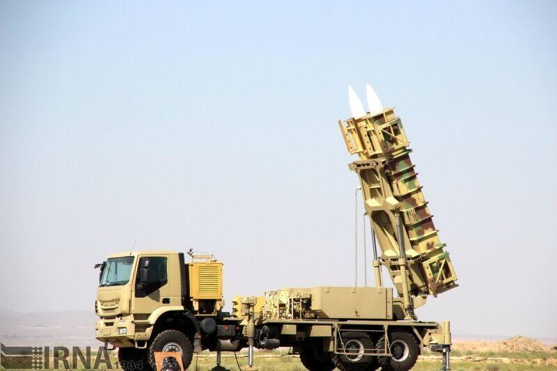 Комплекс представлять в День національної оборонної промисловості Ірану / Фото: IRNA