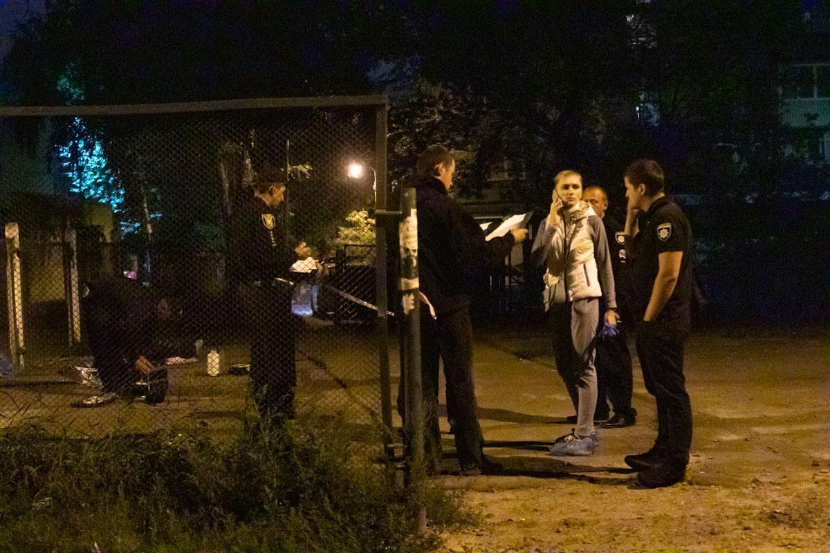 В Киеве мужчина убил свою жену / Информатор