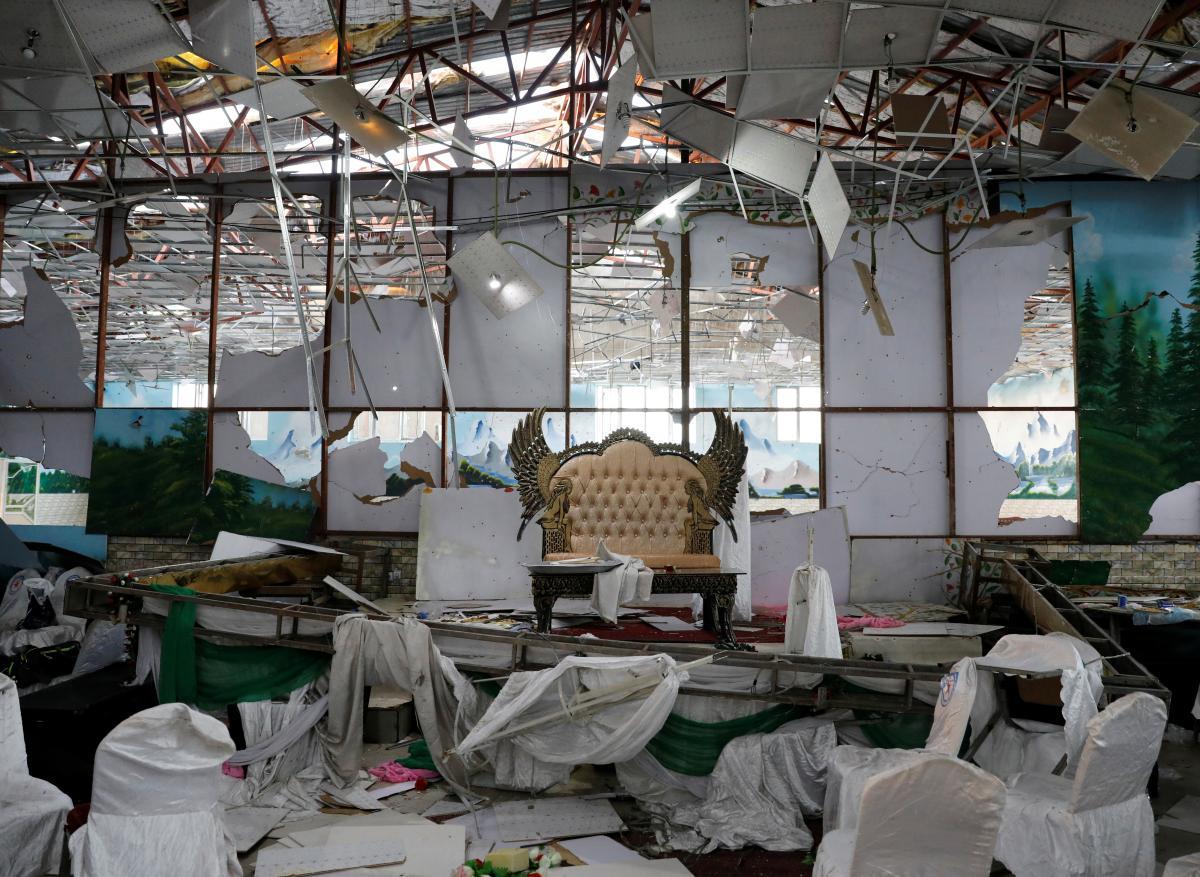 В Афганістані теракт забрав життя 63 осіб / REUTERS