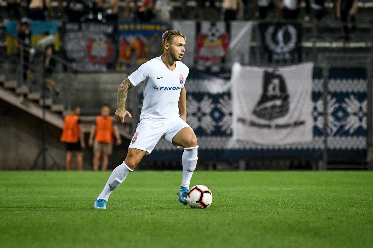 Богдан Леднев играет в Заре с 2018 года / фото: ФК Заря