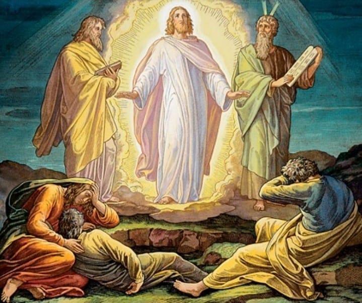 Господь явив найближчим учням своє істинне Божественне єство / фото: trafficnews.bg