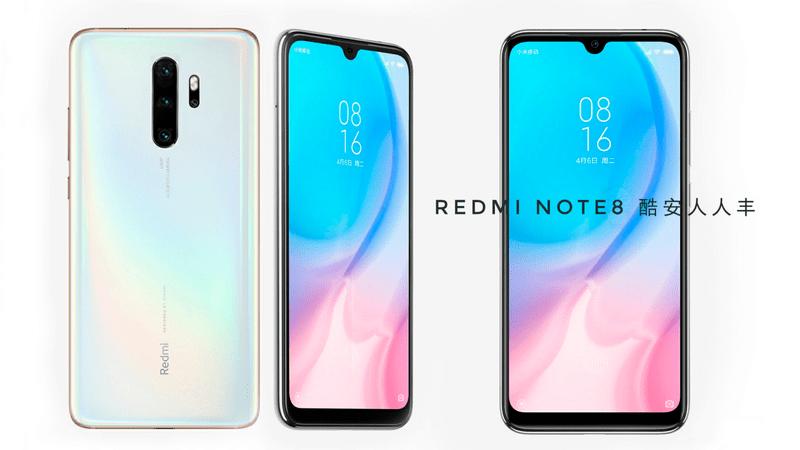 64-мегапіксельний смартфон Redmi Note 8 представлять 29 серпня / фото Redmi
