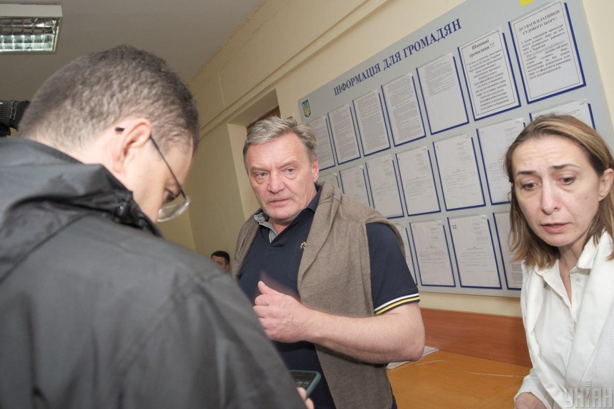 Суд продовжив тримання під вартою Гримчака / фото УНІАН