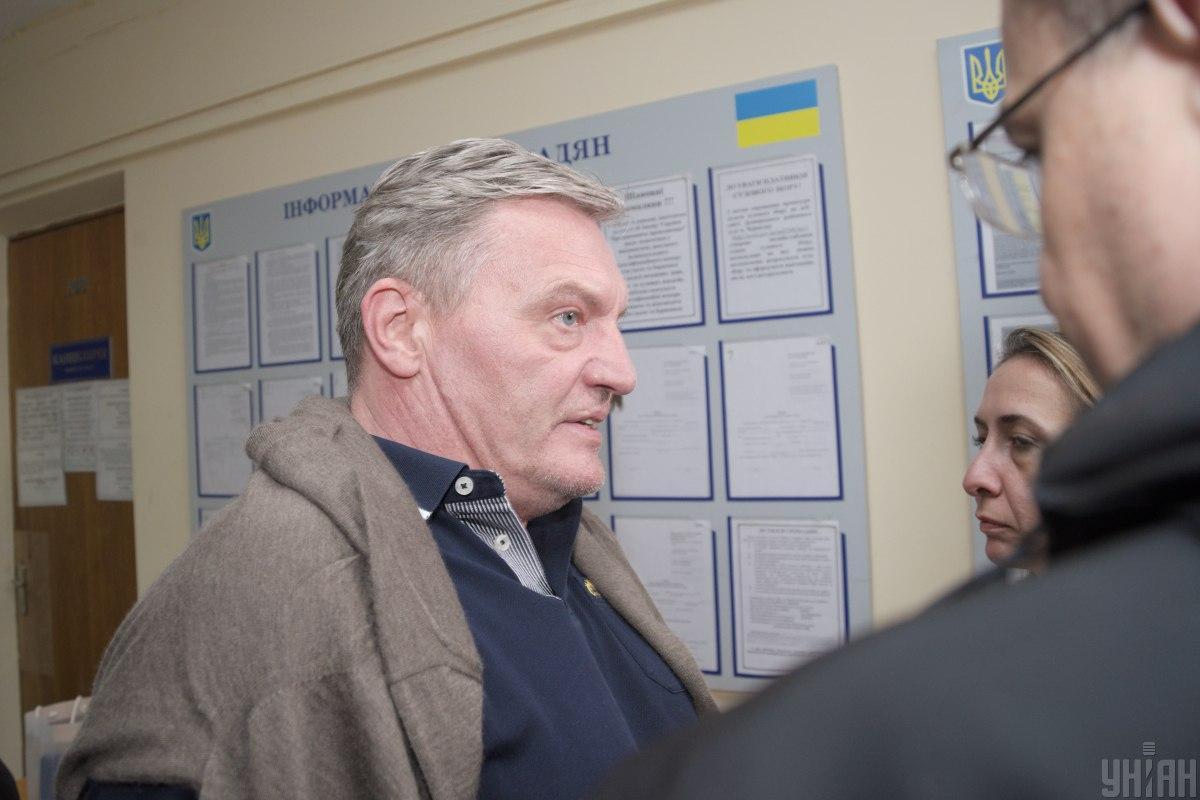 Грымчаку продлили срок содержания под стражей на 53 дня / фото УНИАН