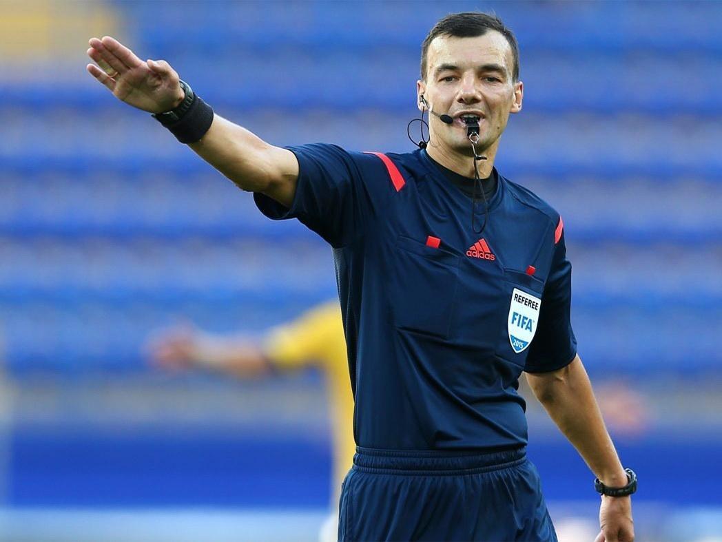 Сергій Бойко буде працювати на грі команди Григорчука / фото: УАФ