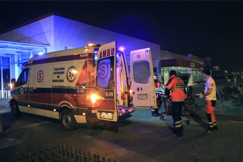 Мужчина умер сегодня утром в больнице / фото: gazetawroclawska.pl