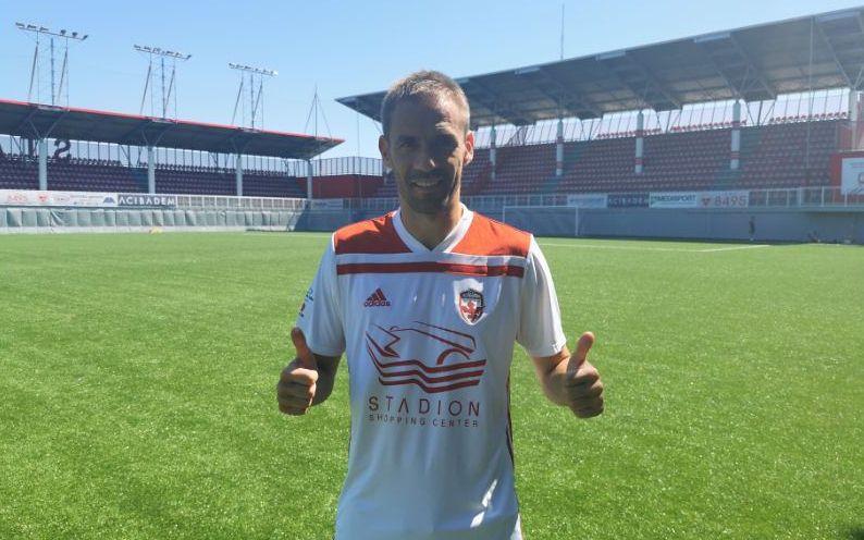 Марко Девіч підписав однорічний контракт / фото: fkvozdovac.rs