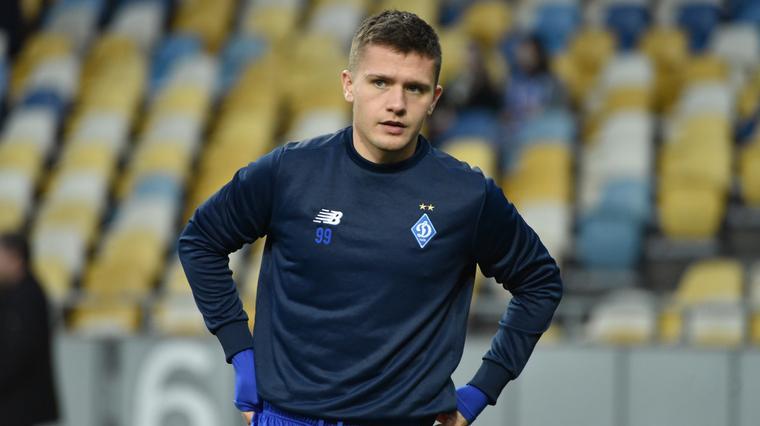 Миккель Дуэлунд перешел в Динамо летом 2018 года / фото: dynamo.kiev.ua