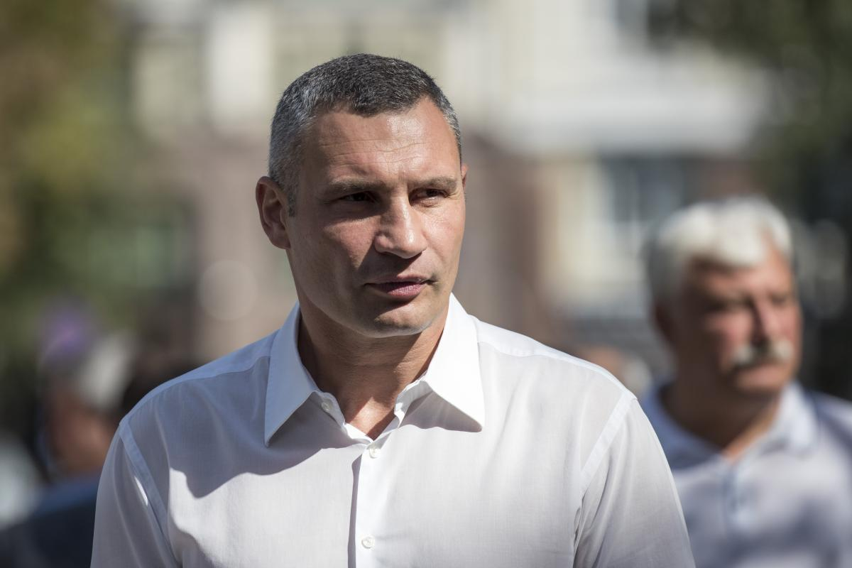 Кличко требует расследовать деятельность строительной мафии / фото kiev.klichko.org