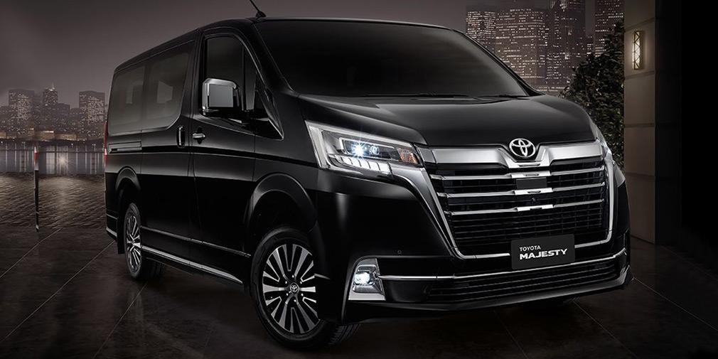 Виробництво моделі буде налагоджено на заводі в Японії / фото Toyota