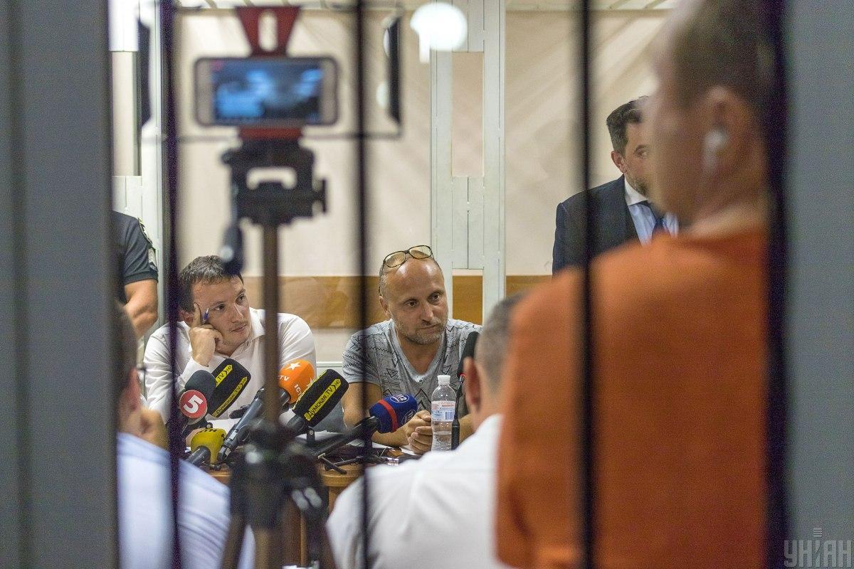 Адвокаты утверждали, что бизнесмен не намерен скрываться от следствия / Фото УНИАН