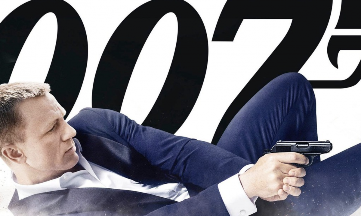 До ролі агента 007 повернувся Деніел Крейг. / flickr.com