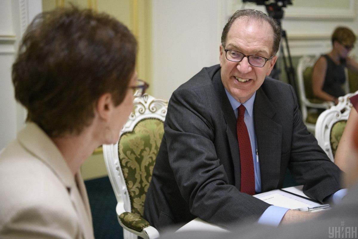 Президент Всемирного банка посетит государство Украину