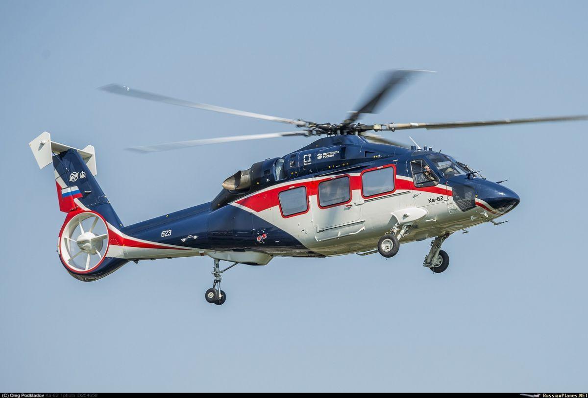 Пасажиромісткість вертольота - до 15 осіб / russianplanes.net