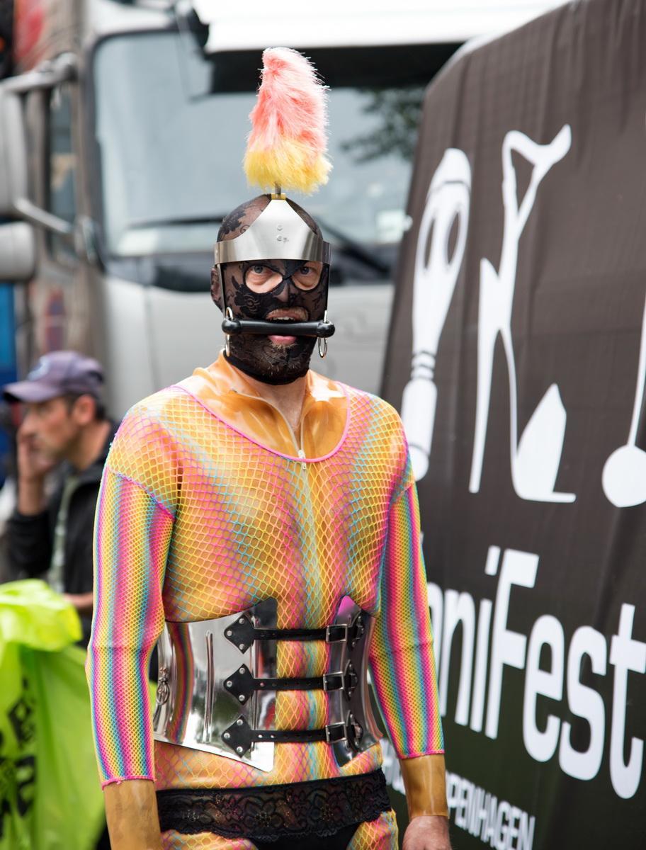 Прайд-парад у Копенгагені 2019 / Фото Андрій Вацик