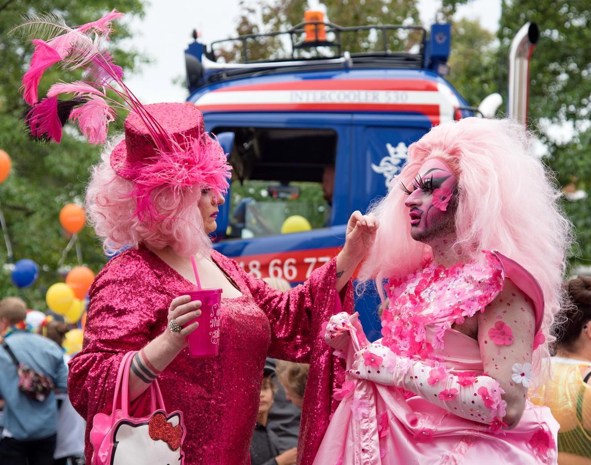 Копенгаген активно готується прийняти Всесвітній прайд-парад у 2021 році / Фото Андрій Вацик