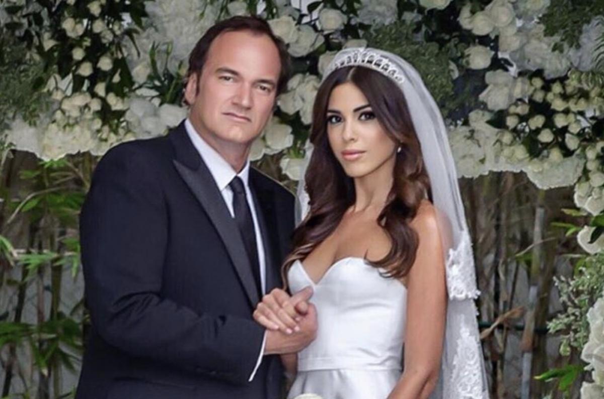 Квентін Тарантіновперше одружився 2018 року /фото instagram.com/danahareldesign