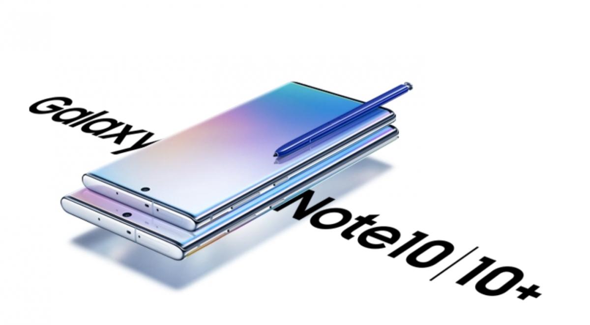 23 стартує продаж Galaxy Note 10 / фото Samsung