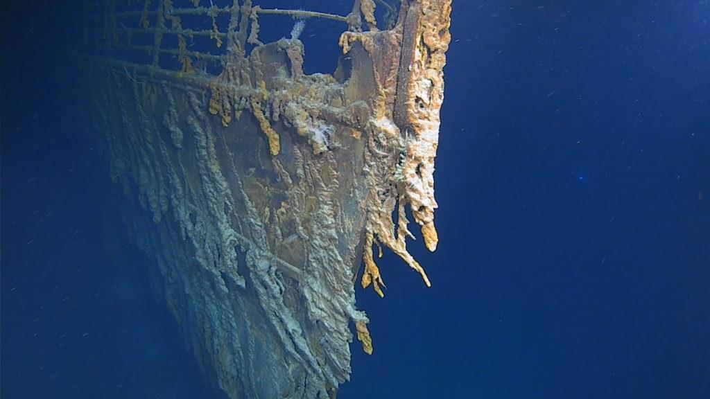 """1 сентября американско-французская экспедиция обнаружила место залегания лайнера """"Титаник""""/ фото facebook.com/AtlanticProductions"""