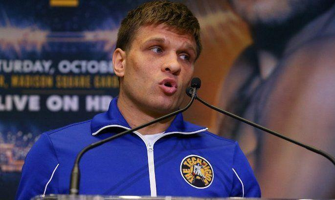 Сергей Деревянченко поднялся на первое место / фото: BoxingScene