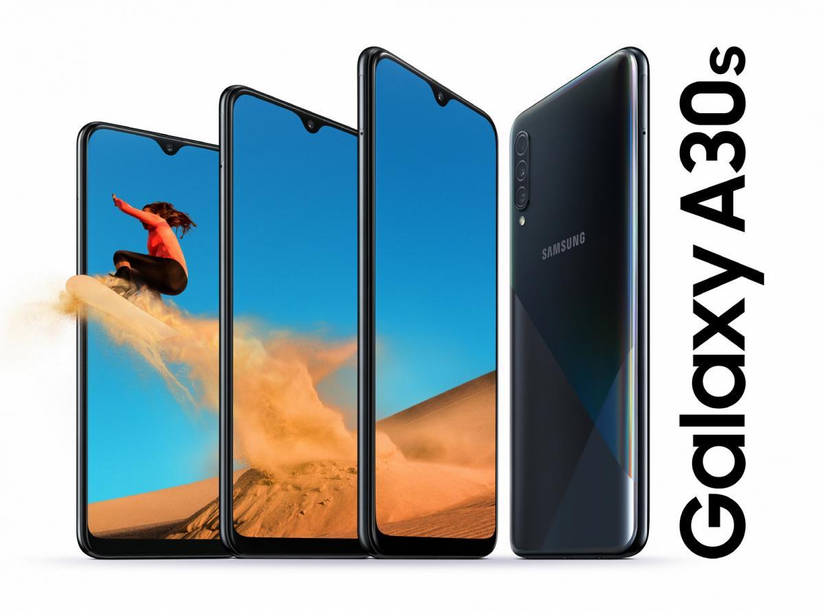 Відбулося оновлення бестселерів Samsung / Samsung фото